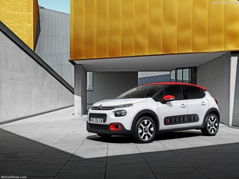 Citroën C3 Nieuwe Citroën C3 PureTech 110 Shine