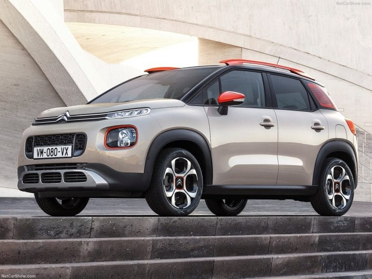 Citroën C3 Aircross Feel