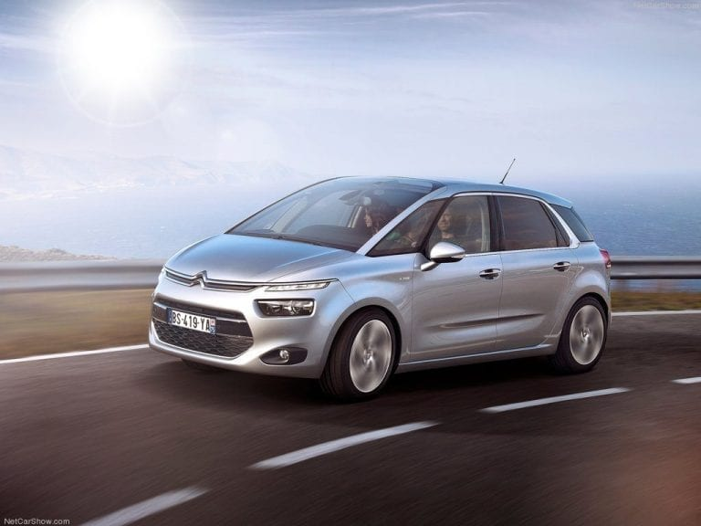 Citroën Grand C4 Picasso Citroën Grand C4 Picasso BlueHDi 120 S&S 98g Business