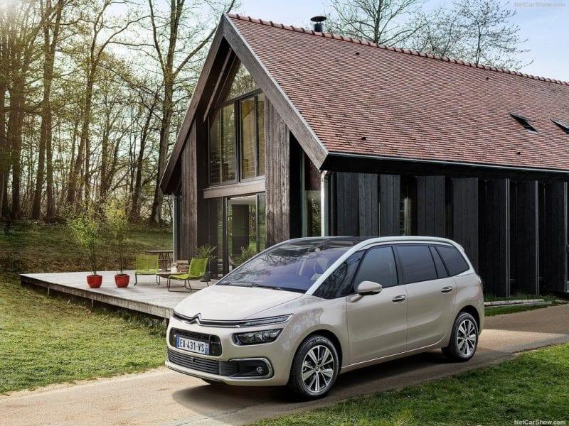 Citroën Grand C4 Picasso Citroën Grand C4 Picasso BlueHDi 120 S&S 98g Business bij Van Mossel Voorraad