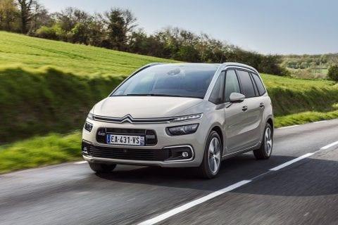 Citroën Grand C4 Picasso bij Van Mossel Voorraad