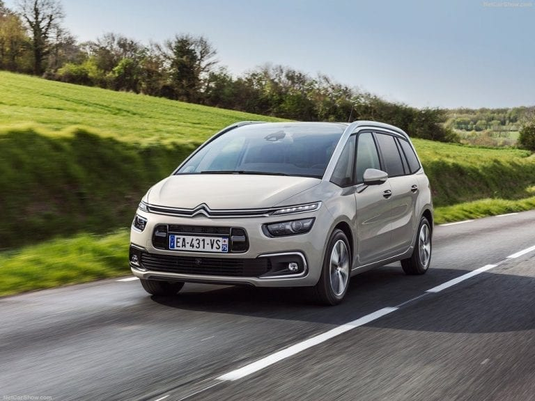 Citroën C4 Grand SpaceTourer 130 S&S Feel