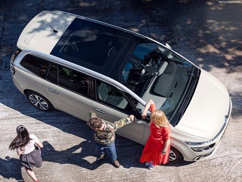 Citroën C4 Grand SpaceTourer Business BlueHDI 120 EAT6 bij Van Mossel Voorraad