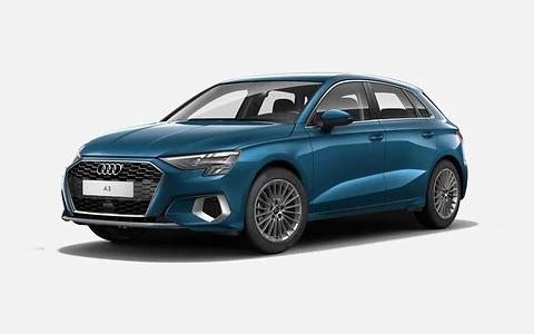 Audi A3 bij Van Mossel Voorraad