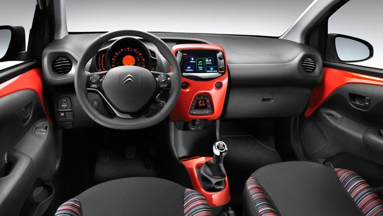 Citroën C1 Feel 5-deurs bij Van Mossel Voorraad