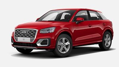 Audi Q2 Design 1.0 TFSI 85 kW/ 116 PK