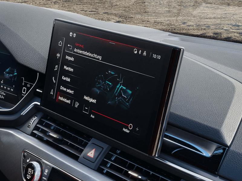 Audi A4 Limousine 2.0 110kW/150PK bij Van Mossel Voorraad