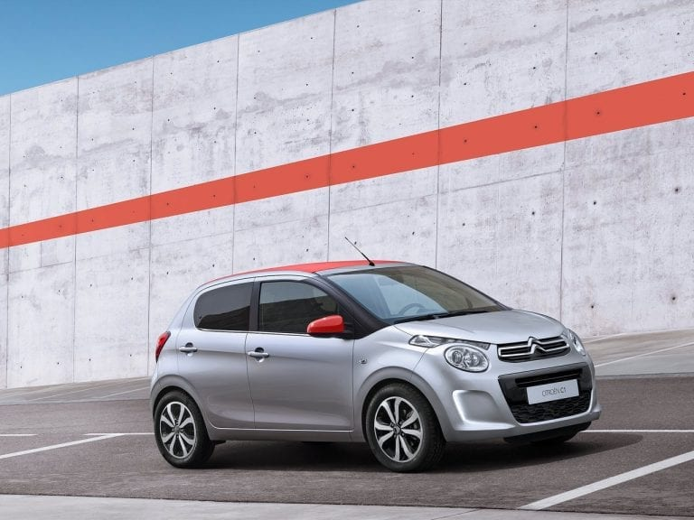 Citroën C1 C1 Feel 5-drs met airconditioning
