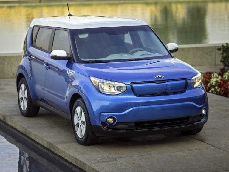 Kia Soul EV EV Edition