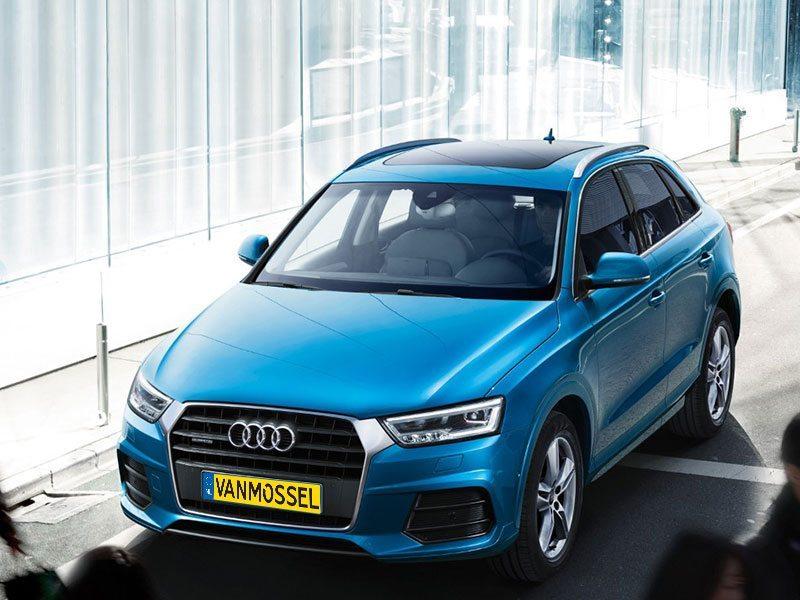 Audi Q3  bij Van Mossel Voorraad