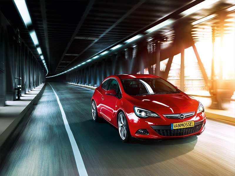 Opel Astra Sports Tourer Online Edition 1.0T bij Van Mossel Voorraad