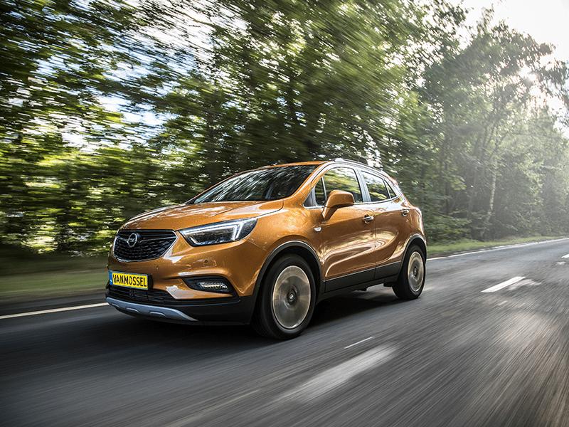 Opel Mokka X Online Edition 1.4T bij Van Mossel Voorraad
