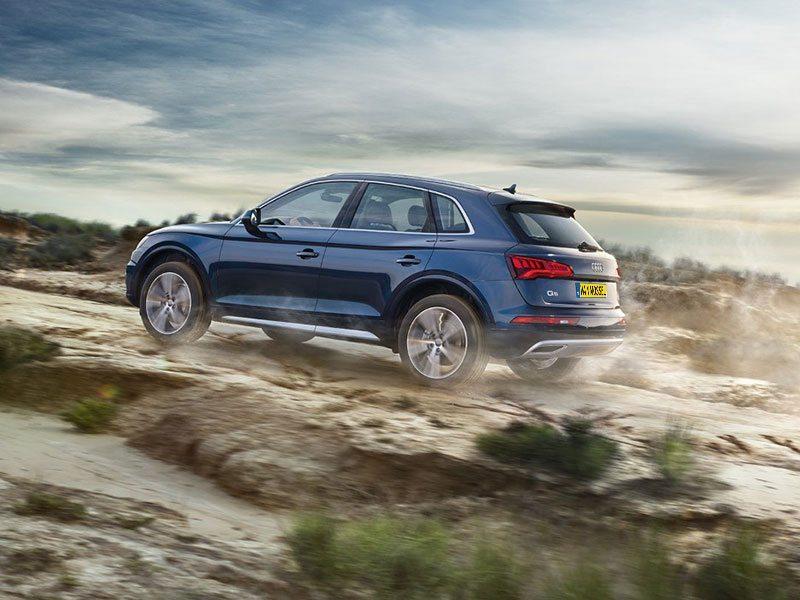 Audi Q5  bij Van Mossel Voorraad
