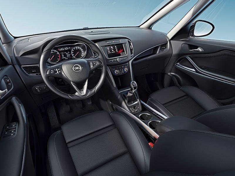 Opel Zafira Online Edition 1.6 Turbo 136pk bij Van Mossel Voorraad