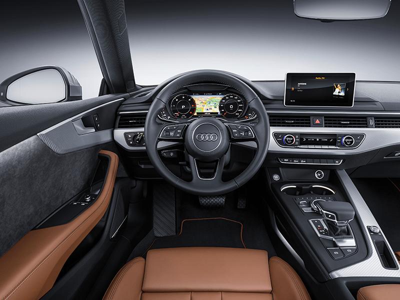 Audi A5 Sportback 1.4 TFSI S tronic 110kW/150PK bij Van Mossel Voorraad