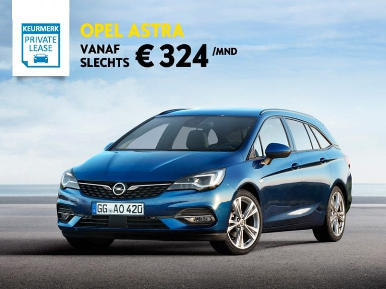 Opel Astra Sports Tourer 1.4T Online Edition