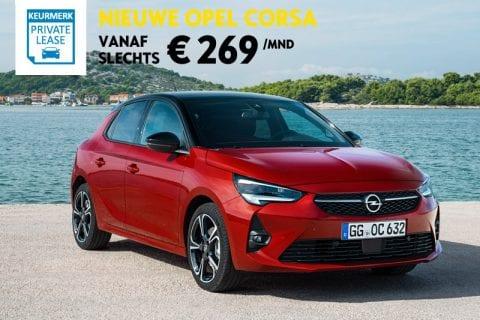 Opel Corsa bij Van Mossel Voorraad