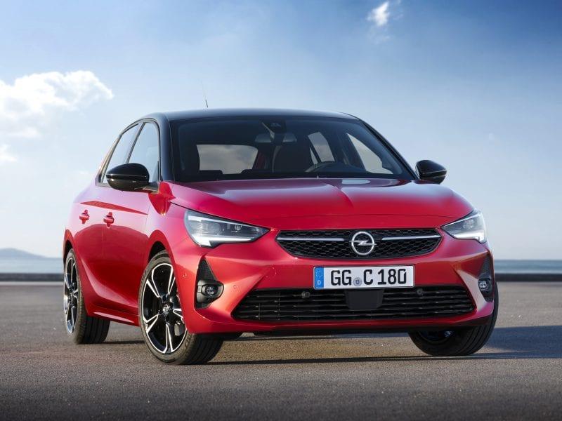 Opel Corsa 1.2 100pk Edition (nieuw model) bij Van Mossel Voorraad