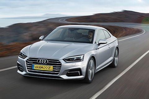 Volkswagen Nieuwe Golf bij Van Mossel Voorraad
