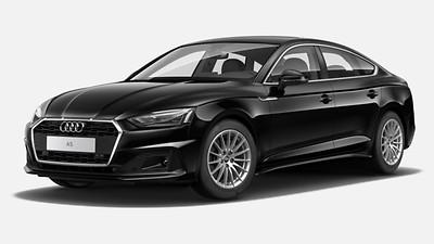 Audi A5 bij Van Mossel Voorraad