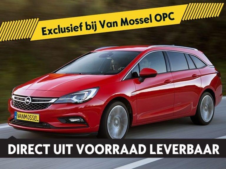 Opel Astra Sports Tourer 1.4 Turbo Innovation