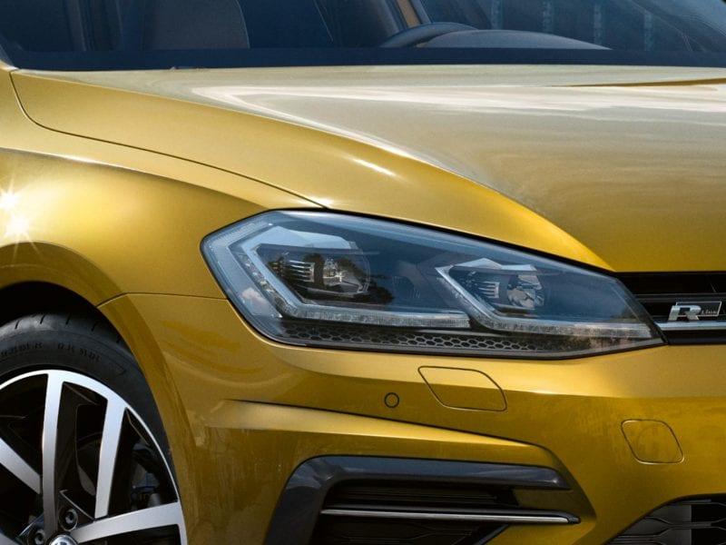 Volkswagen Golf Trendline bij Van Mossel Voorraad