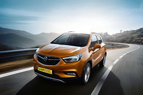 Opel Mokka bij Van Mossel Voorraad