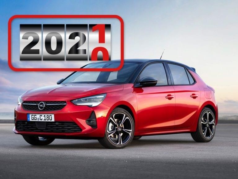 Opel Corsa 1.2 5D Edition
