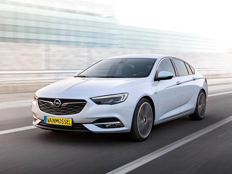 Opel Insignia Insignia Grand Sport Business Executive bij Van Mossel Voorraad
