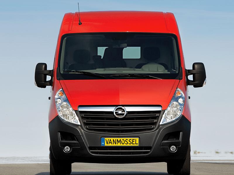 Opel Movano Movano L1H1 2.3 CDTi 81KW bij Van Mossel Voorraad