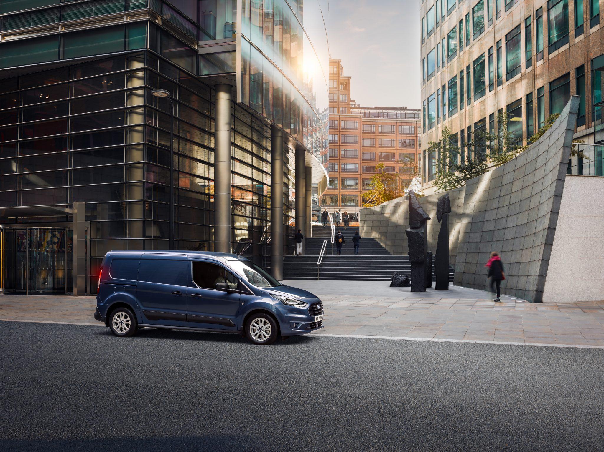Ford Transit Connect L1 Trend 1.5 EcoBlue 75pk bij Van Mossel Voorraad