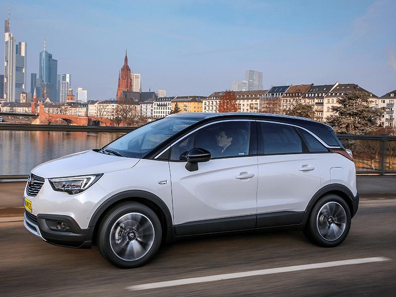 Opel Crossland X Crossland X 1.2 Online Edition bij Van Mossel Voorraad