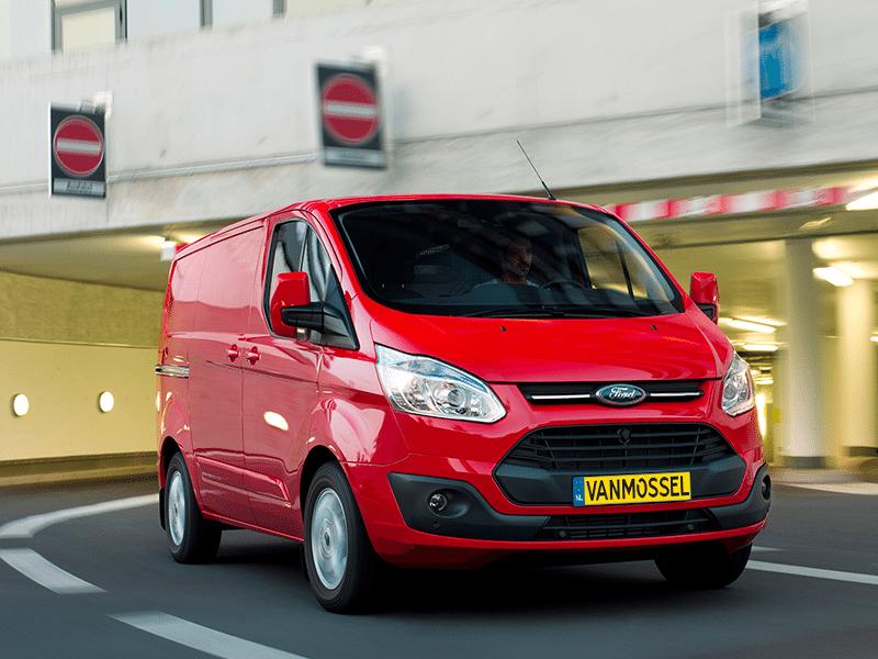 Ford Transit Custom Economy Edition 2.0 TDCI 105pk bij Van Mossel Voorraad