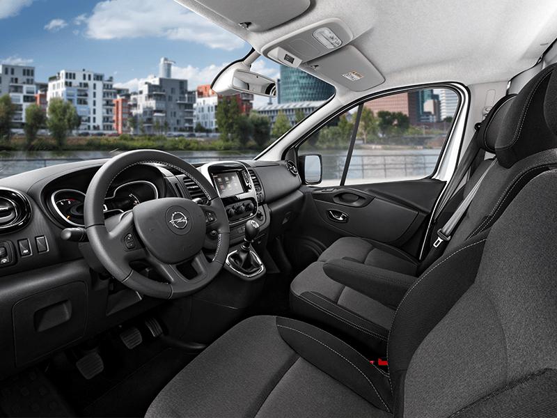 Opel Vivaro Vivaro Selection 1.6 CDTi 95pk bij Van Mossel Voorraad