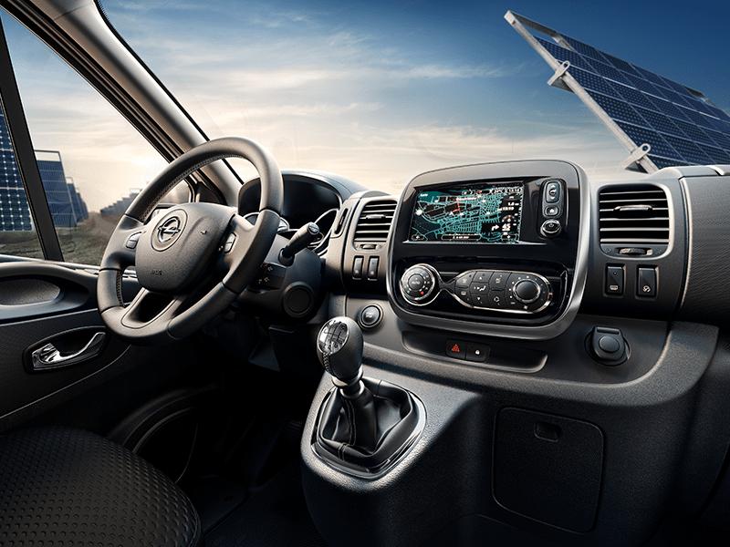 Opel Vivaro Business+ 1.6CDTi BiTurbo L2H1 dubbele cabine bij Van Mossel Voorraad