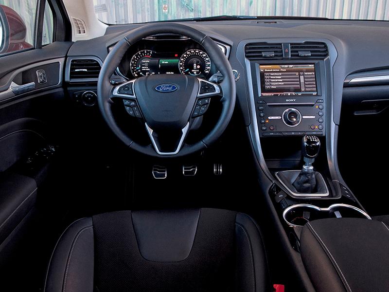 Ford Mondeo ST-Line Wagon 2.0 HEV 187pk eCVT bij Van Mossel Voorraad