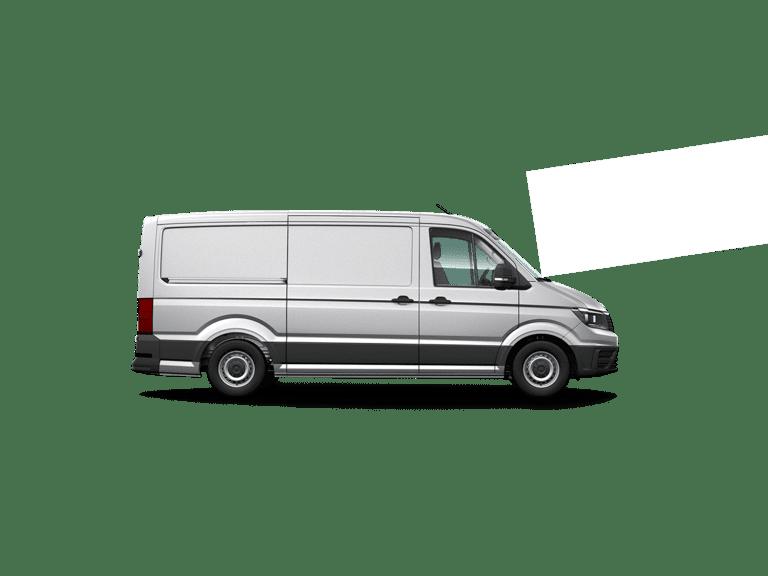 Volkswagen Crafter Economy L3 2.0 TDI EU6 75 kW / 102 pk