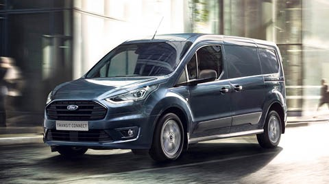 Ford Transit Connect Trend TDCi 75pk