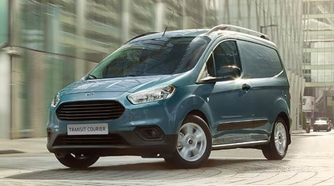 Ford Transit Courier Trend 75pk 1.5 TDCi