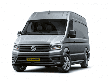 Volkswagen Crafter Economy L3 2.0 TDI EU6 75 kW / 102 pk bij Van Mossel Voorraad