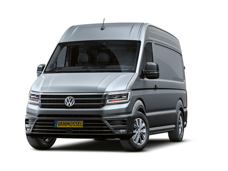 Volkswagen Crafter Economy bij Van Mossel Voorraad