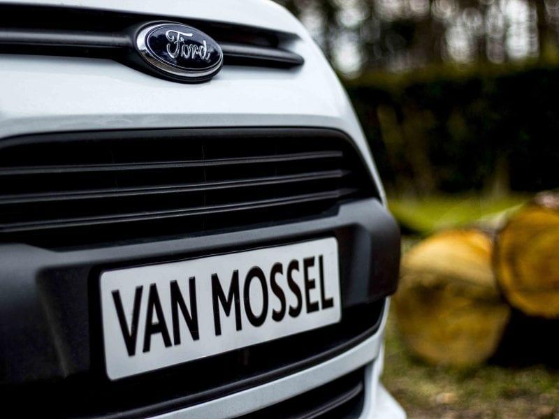 Ford Transit Connect Economy Edition 1.5 TDCI 75pk bij Van Mossel Voorraad