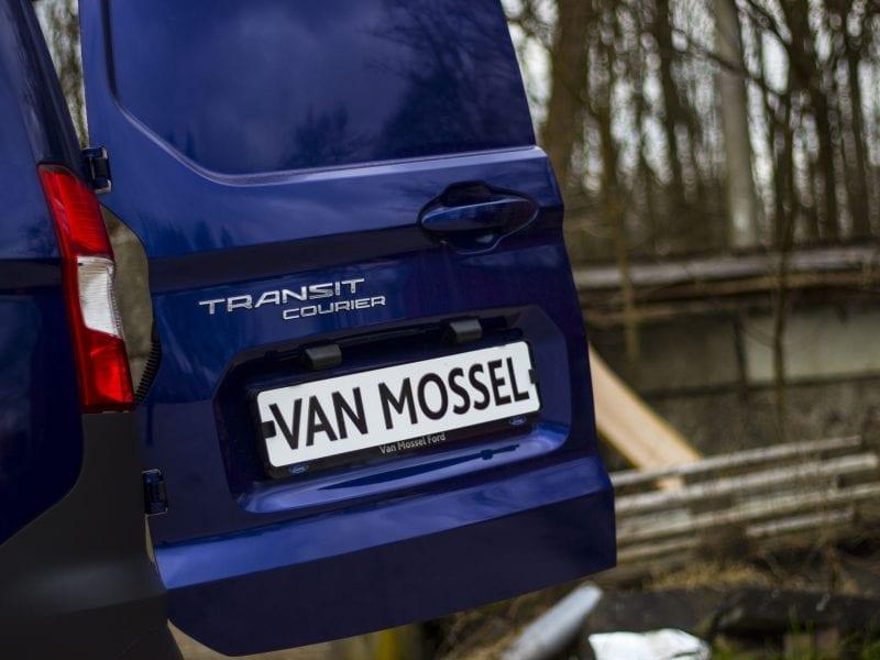 Ford Transit Courier Ambiente TDCI 100pk bij Van Mossel Voorraad