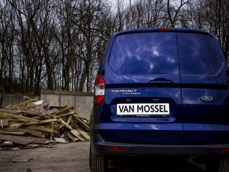 Ford Transit Courier Trend 1.5 TDCi 75pk bij Van Mossel Voorraad