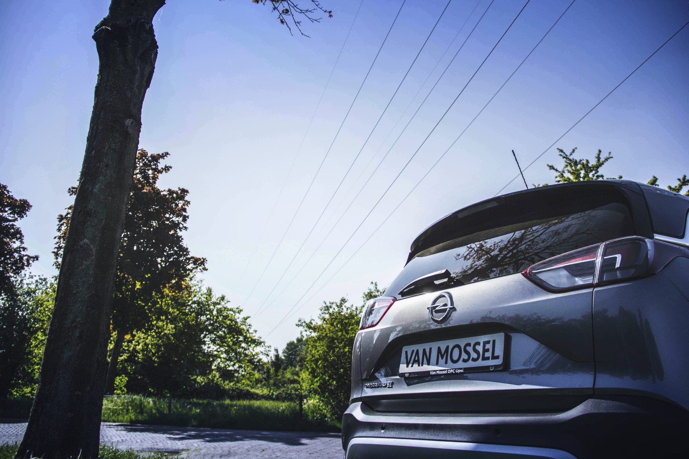 Opel Crossland X 1.2T Edition 2020 bij Van Mossel Voorraad