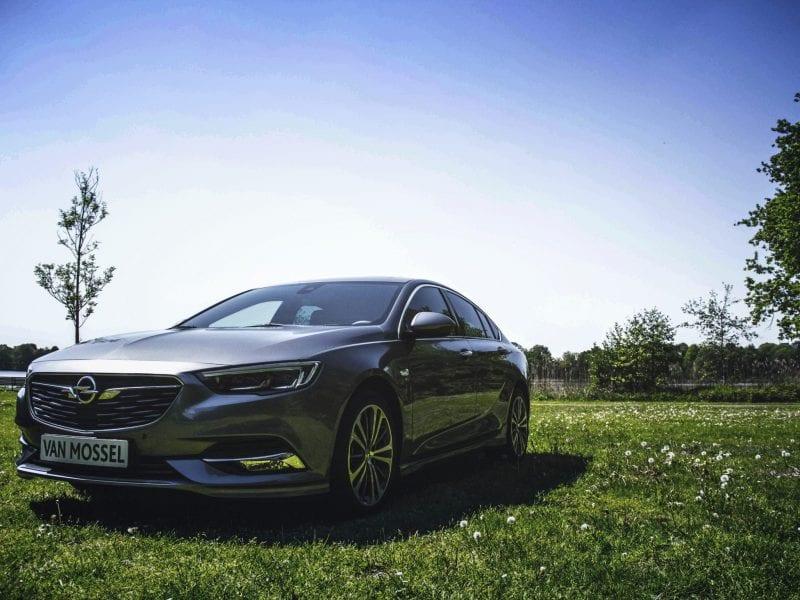 Opel Insignia Grand Sport Edition 1.5T Start/Stop bij Van Mossel Voorraad