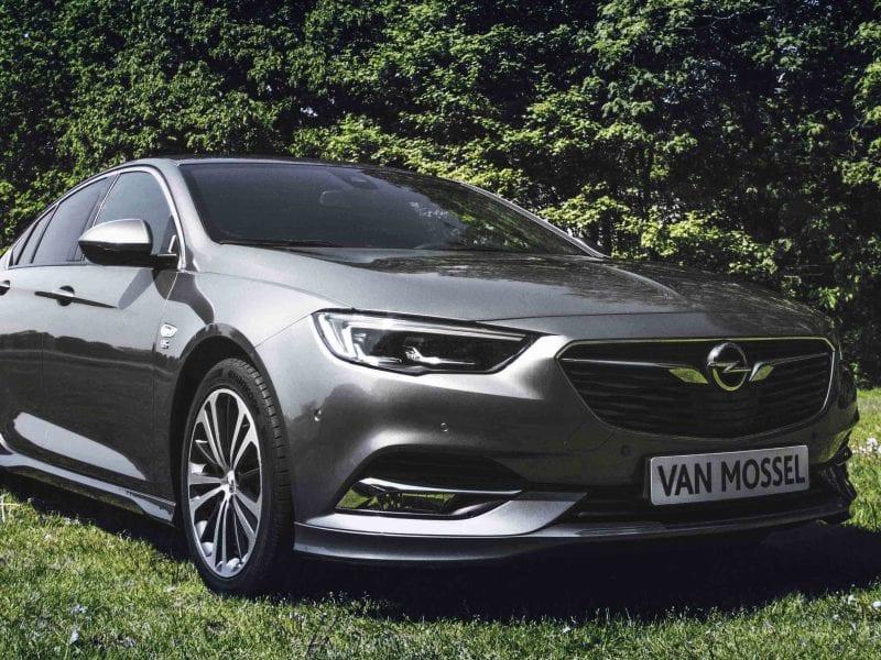 Opel Insignia Business Executive bij Van Mossel Voorraad