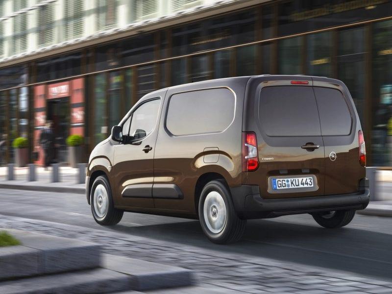 Opel Combo Edition L1H1 1.5 Diesel bij Van Mossel Voorraad