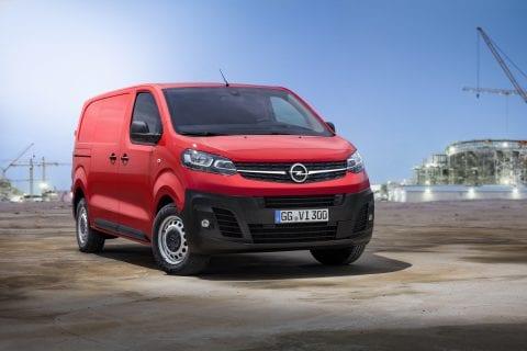 Opel Vivaro Gesloten Bestel bij Van Mossel Voorraad