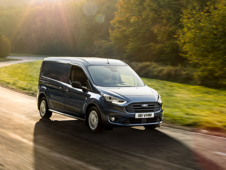 Ford Transit Connect Trend 1.5 Ecoblue 75pk